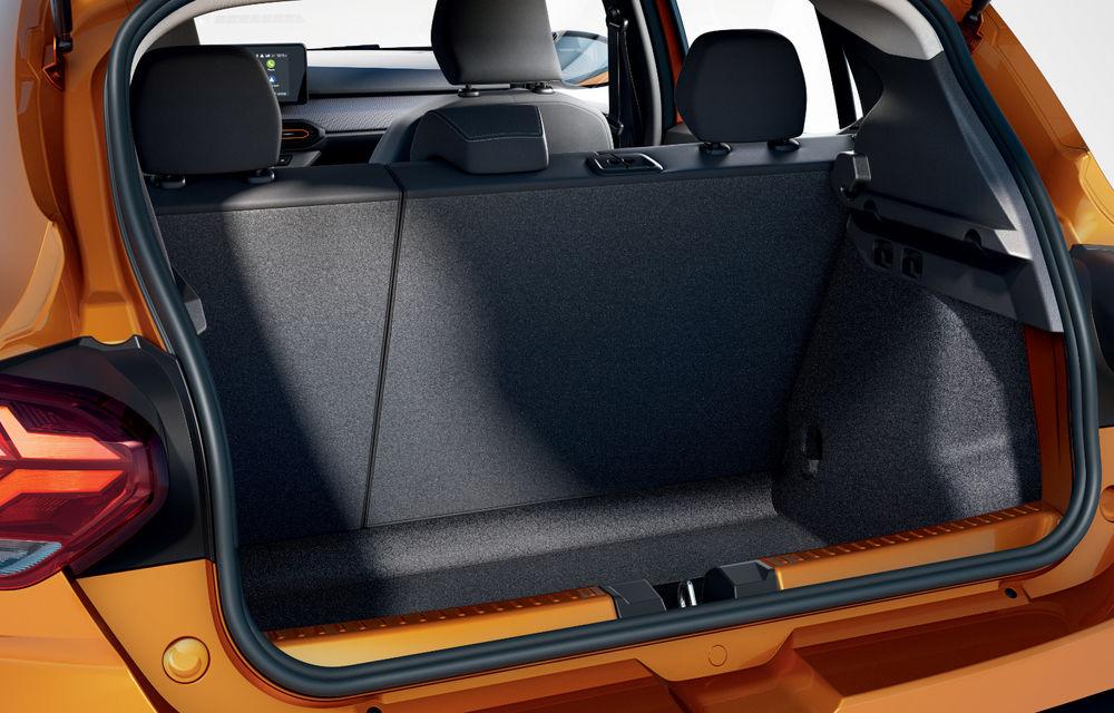 Noile Dacia Logan, Sandero și Sandero Stepway: design modern, interior îmbunătățit, cutie automată CVT și fără motorizări diesel - Poza 86