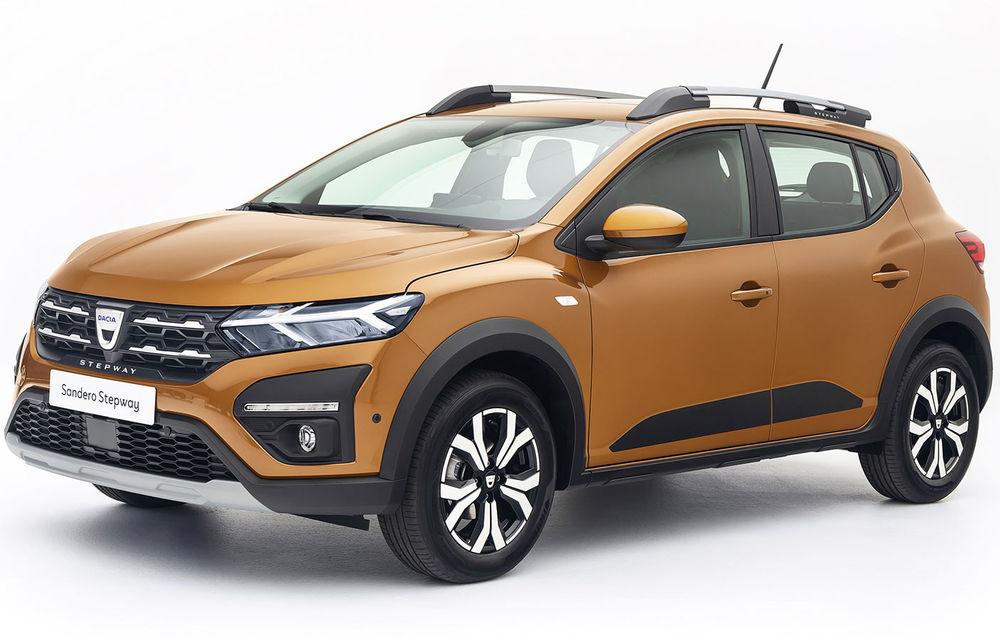 Noile Dacia Logan, Sandero și Sandero Stepway: design modern, interior îmbunătățit, cutie automată CVT și fără motorizări diesel - Poza 69