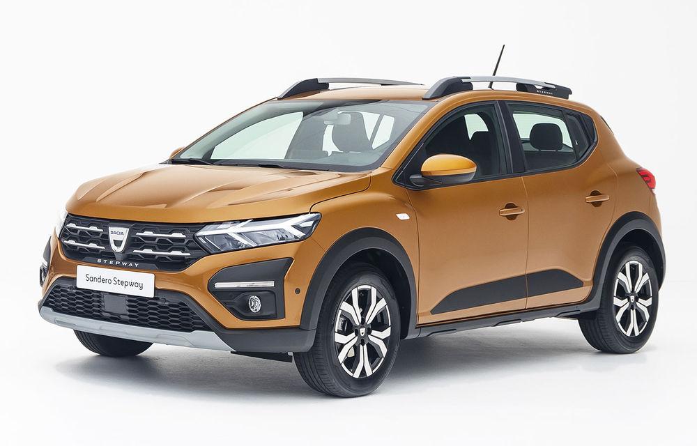 Noile Dacia Logan, Sandero și Sandero Stepway: design modern, interior îmbunătățit, cutie automată CVT și fără motorizări diesel - Poza 70