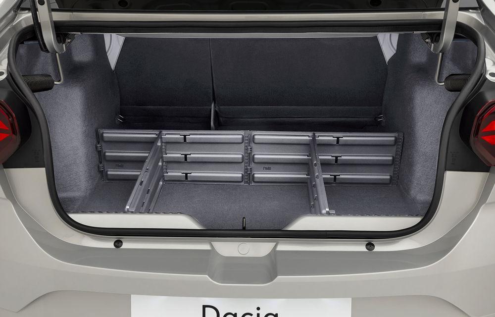 Noile Dacia Logan, Sandero și Sandero Stepway: design modern, interior îmbunătățit, cutie automată CVT și fără motorizări diesel - Poza 13