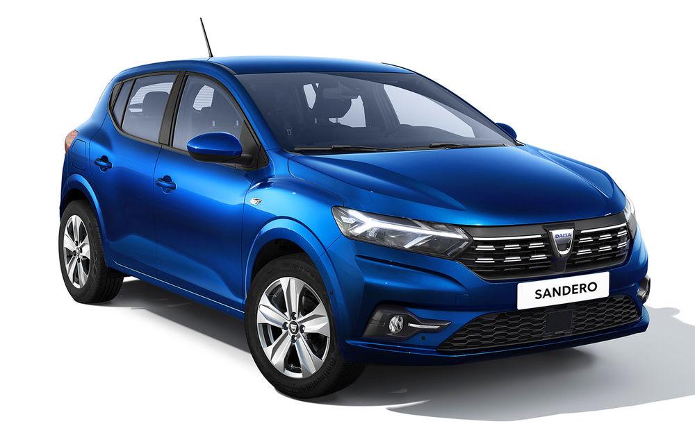 Noile Dacia Logan, Sandero și Sandero Stepway: design modern, interior îmbunătățit, cutie automată CVT și fără motorizări diesel - Poza 23