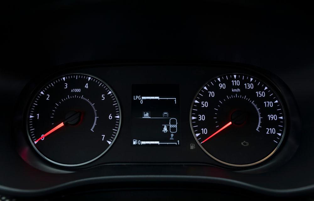 Noile Dacia Logan, Sandero și Sandero Stepway: design modern, interior îmbunătățit, cutie automată CVT și fără motorizări diesel - Poza 48