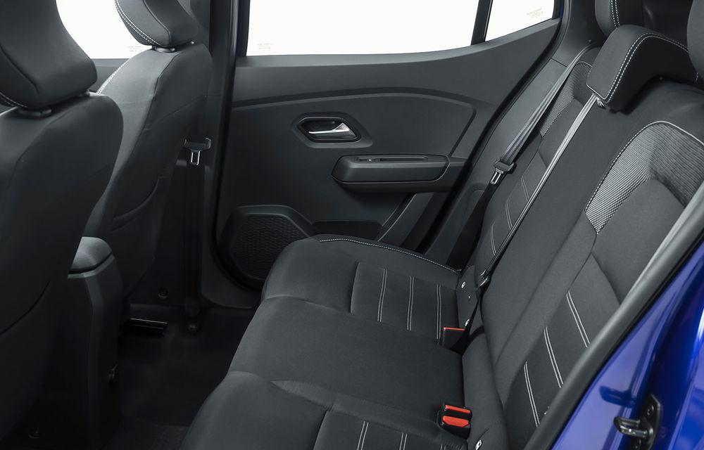 Noile Dacia Logan, Sandero și Sandero Stepway: design modern, interior îmbunătățit, cutie automată CVT și fără motorizări diesel - Poza 58