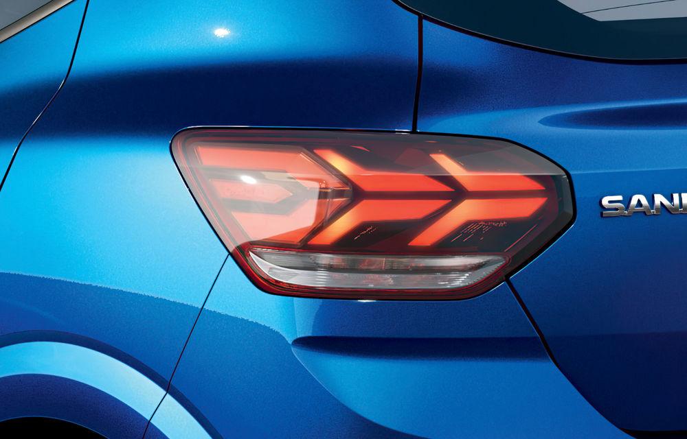 Noile Dacia Logan, Sandero și Sandero Stepway: design modern, interior îmbunătățit, cutie automată CVT și fără motorizări diesel - Poza 34