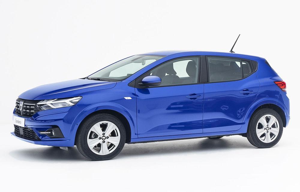 Noile Dacia Logan, Sandero și Sandero Stepway: design modern, interior îmbunătățit, cutie automată CVT și fără motorizări diesel - Poza 24