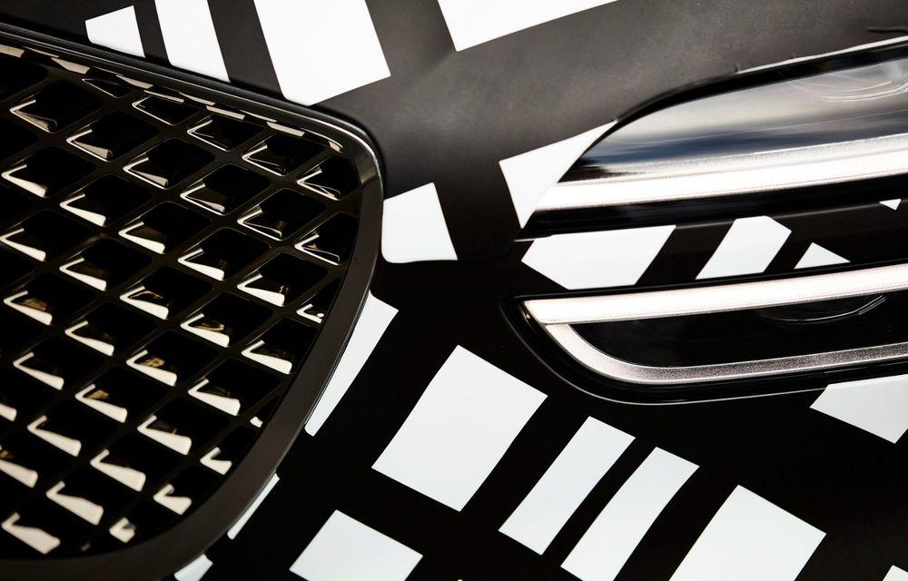 Primele imagini cu prototipul viitorului Genesis GV70: SUV-ul de clasă medie va fi introdus și pe piața din Europa - Poza 4