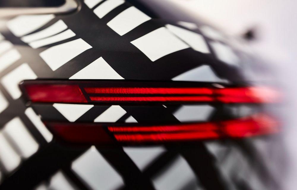Primele imagini cu prototipul viitorului Genesis GV70: SUV-ul de clasă medie va fi introdus și pe piața din Europa - Poza 5