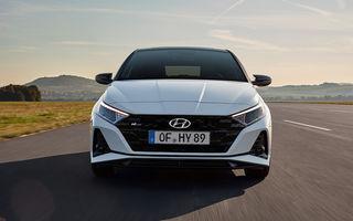 Noua generație Hyundai i20 primește versiune N-Line: noutăți de design și suspensii îmbunătățite