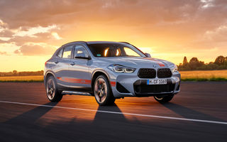 BMW a lansat versiunea X2 Mesh Edition: accesorii noi de caroserie și dotări speciale de interior