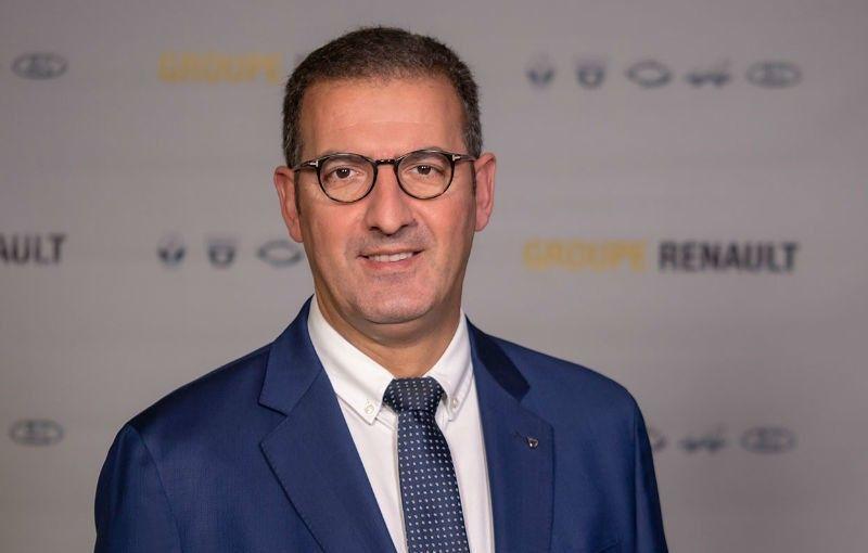 Asociația Constructorilor de Automobile din România are o nouă conducere pentru următorii trei ani: noul președinte este Christophe Dridi, directorul general Dacia - Poza 1