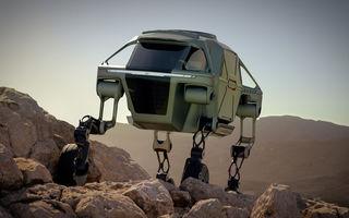 Hyundai vrea să dezvolte vehicule neconvenționale: primul proiect este Elevate, o mașinărie pentru misiuni de salvare