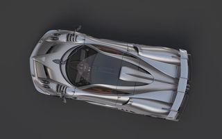 Pagani anunță Huayra R: noua versiune a hypercar-ului va fi prezentată în 12 noiembrie