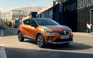 Renault renunță treptat la diesel: Clio, Captur și Kadjar nu vor mai putea fi comandate cu motoare pe motorină începând din ianuarie