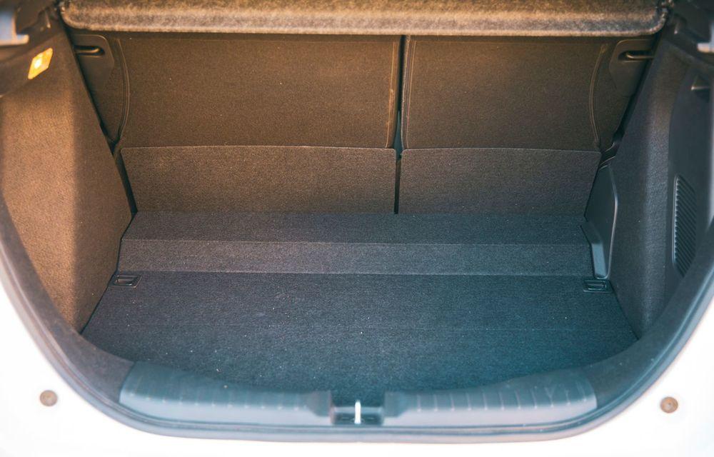 Honda versus jungla urbană: hibridul Jazz față în față în față cu electricul Honda e - Poza 50