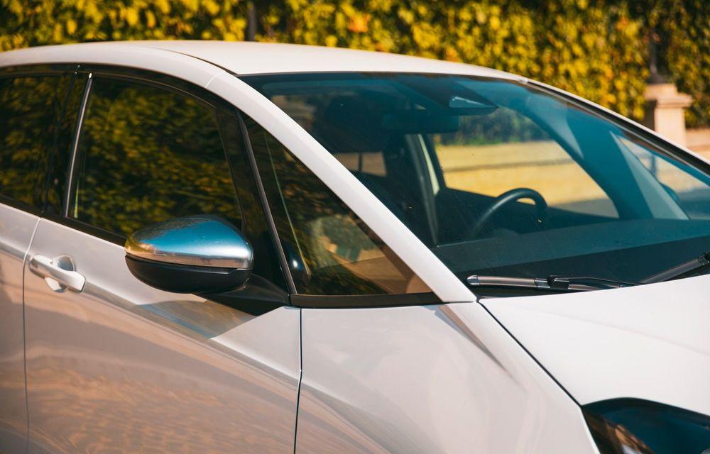 Honda versus jungla urbană: hibridul Jazz față în față în față cu electricul Honda e - Poza 44