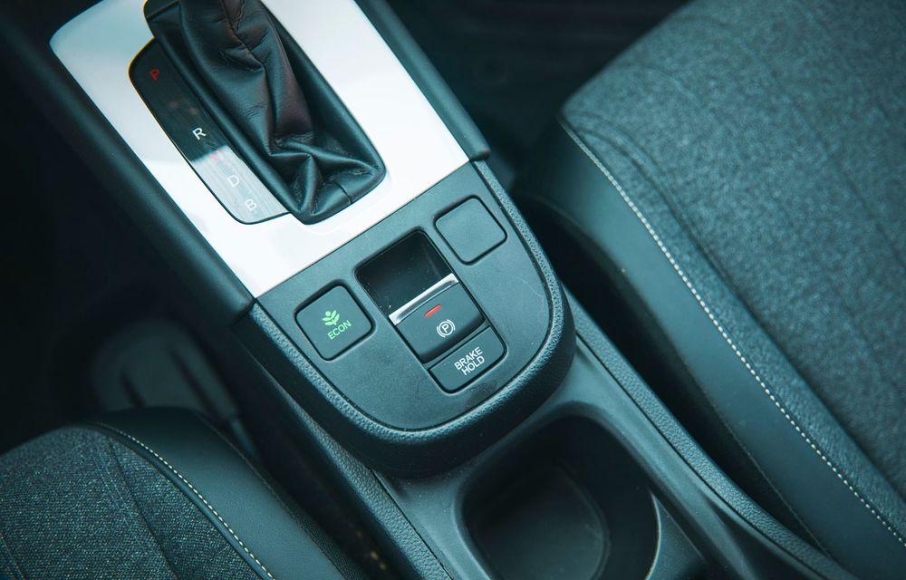 Honda versus jungla urbană: hibridul Jazz față în față în față cu electricul Honda e - Poza 56