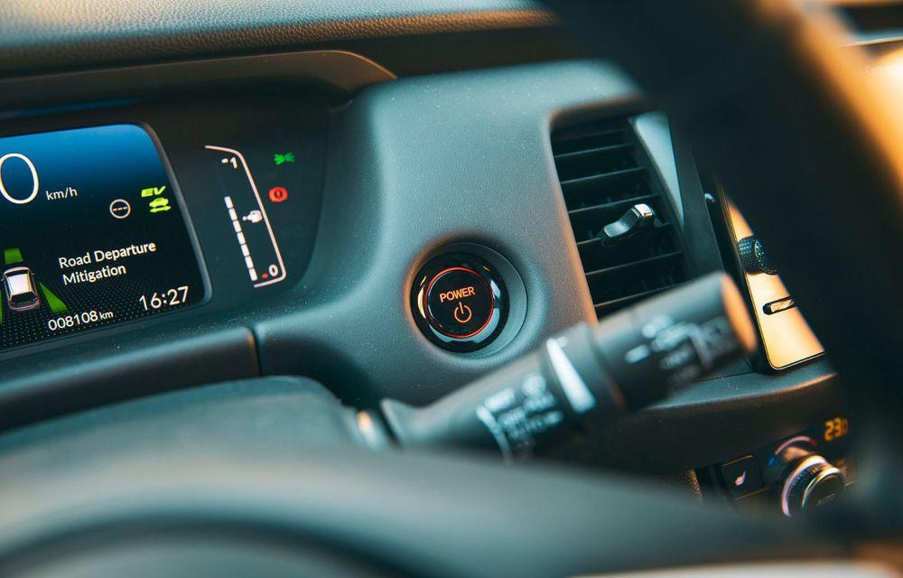 Honda versus jungla urbană: hibridul Jazz față în față în față cu electricul Honda e - Poza 58