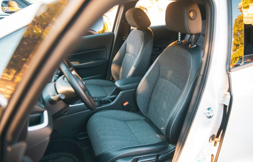 Honda versus jungla urbană: hibridul Jazz față în față în față cu electricul Honda e - Poza 59