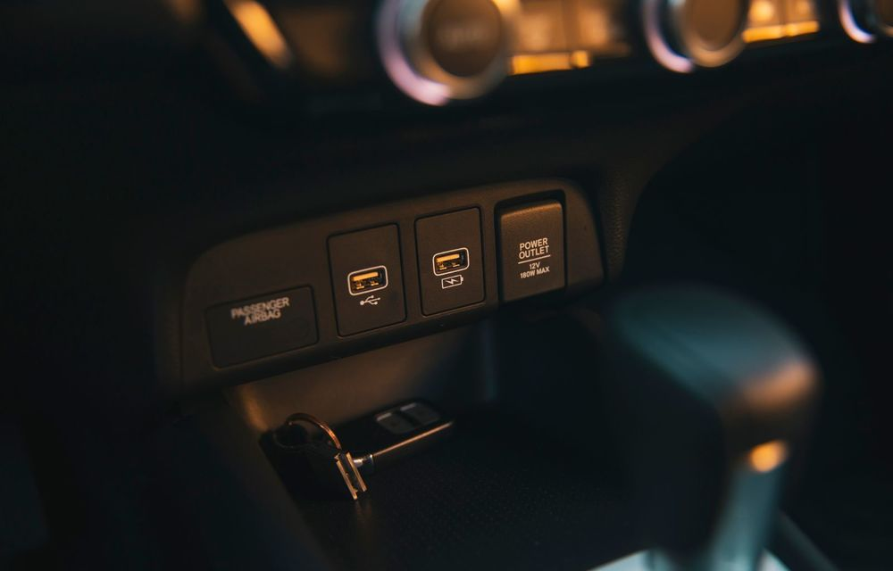 Honda versus jungla urbană: hibridul Jazz față în față în față cu electricul Honda e - Poza 54