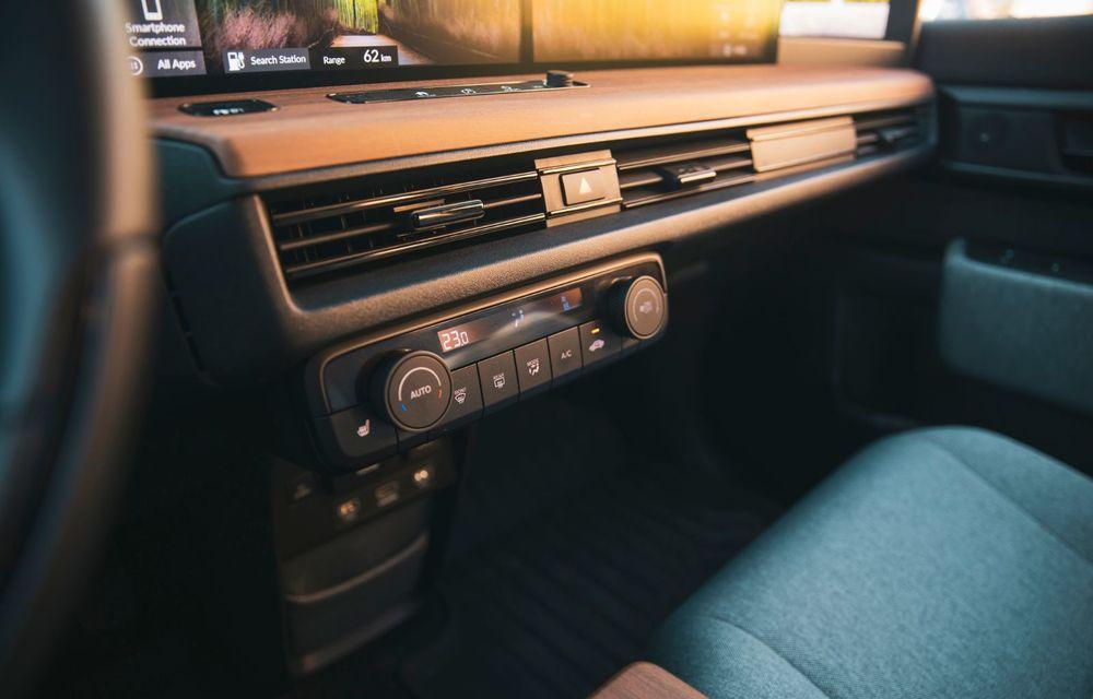 Honda versus jungla urbană: hibridul Jazz față în față în față cu electricul Honda e - Poza 34