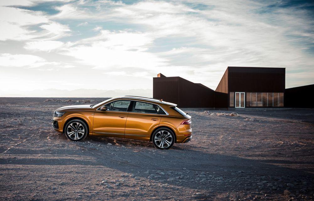 Mașinile din Romanian Roads Luxury Edition: Audi Q8, cel mai luxos SUV din gama constructorului de la Ingolstadt - Poza 8