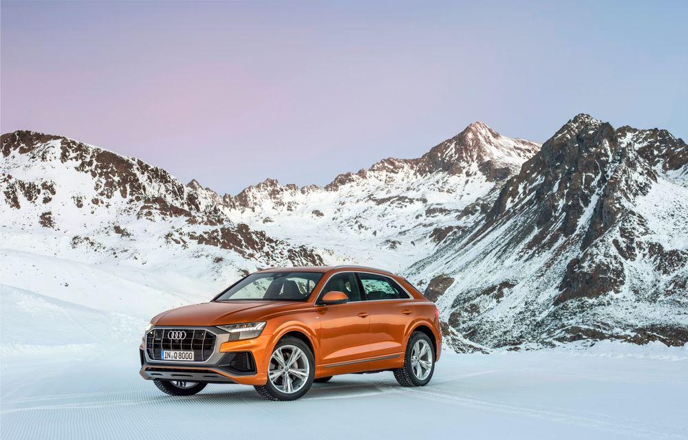 Mașinile din Romanian Roads Luxury Edition: Audi Q8, cel mai luxos SUV din gama constructorului de la Ingolstadt - Poza 15