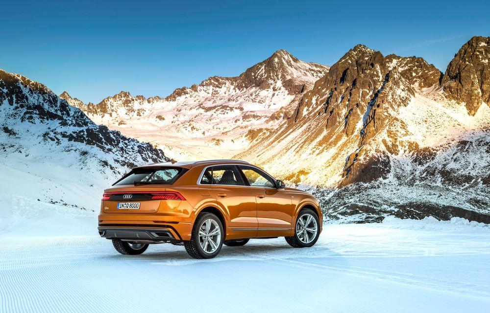 Mașinile din Romanian Roads Luxury Edition: Audi Q8, cel mai luxos SUV din gama constructorului de la Ingolstadt - Poza 16