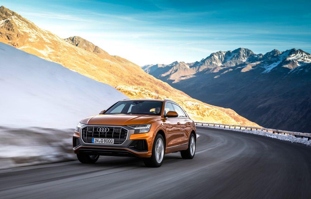 Mașinile din Romanian Roads Luxury Edition: Audi Q8, cel mai luxos SUV din gama constructorului de la Ingolstadt - Poza 13