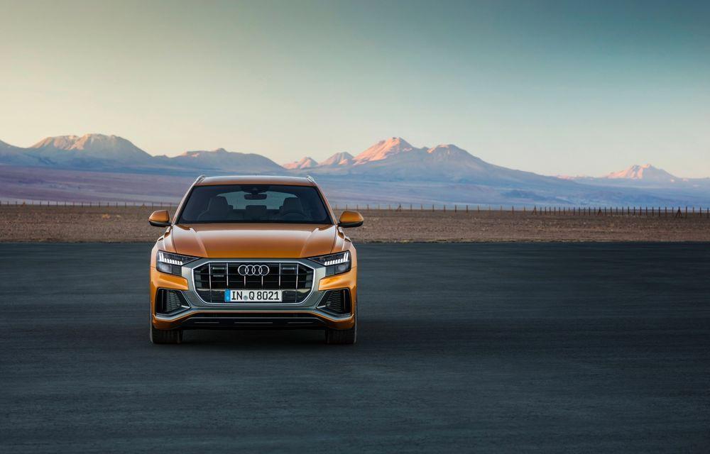 Mașinile din Romanian Roads Luxury Edition: Audi Q8, cel mai luxos SUV din gama constructorului de la Ingolstadt - Poza 11