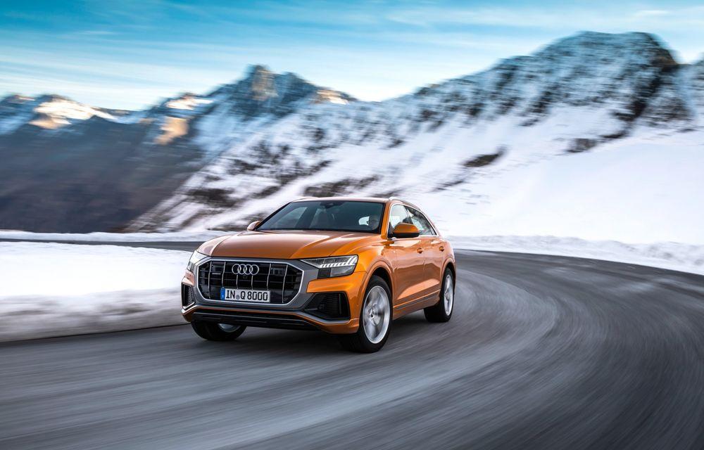 Mașinile din Romanian Roads Luxury Edition: Audi Q8, cel mai luxos SUV din gama constructorului de la Ingolstadt - Poza 14