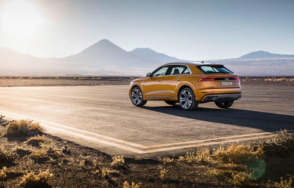 Mașinile din Romanian Roads Luxury Edition: Audi Q8, cel mai luxos SUV din gama constructorului de la Ingolstadt - Poza 3