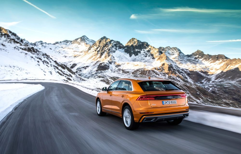 Mașinile din Romanian Roads Luxury Edition: Audi Q8, cel mai luxos SUV din gama constructorului de la Ingolstadt - Poza 17