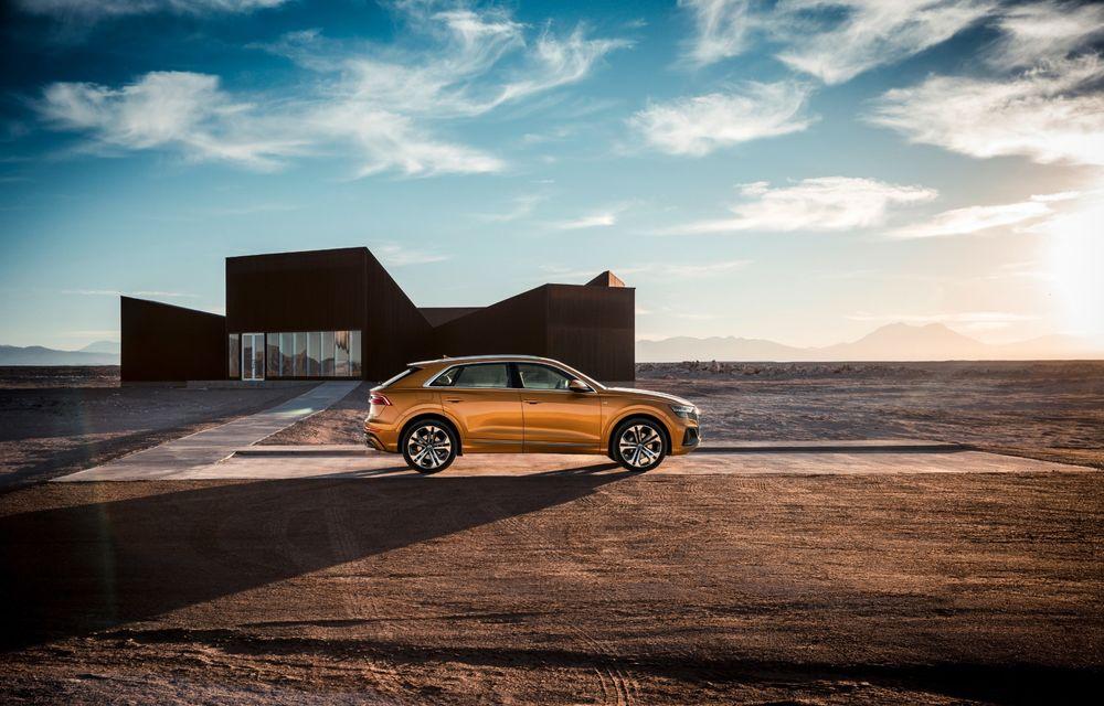 Mașinile din Romanian Roads Luxury Edition: Audi Q8, cel mai luxos SUV din gama constructorului de la Ingolstadt - Poza 7