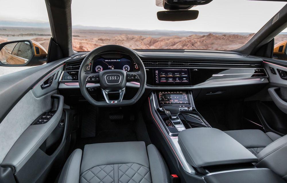 Mașinile din Romanian Roads Luxury Edition: Audi Q8, cel mai luxos SUV din gama constructorului de la Ingolstadt - Poza 5
