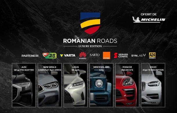 Mașinile din Romanian Roads Luxury Edition: Audi Q8, cel mai luxos SUV din gama constructorului de la Ingolstadt - Poza 2