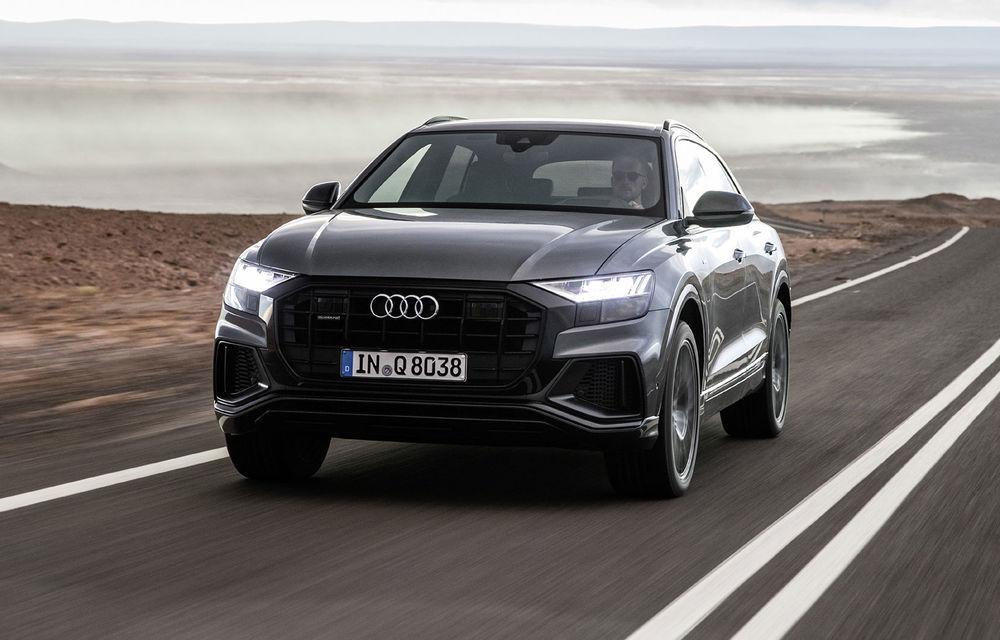 Mașinile din Romanian Roads Luxury Edition: Audi Q8, cel mai luxos SUV din gama constructorului de la Ingolstadt - Poza 1