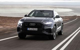 Mașinile din Romanian Roads Luxury Edition: Audi Q8, cel mai luxos SUV din gama constructorului de la Ingolstadt