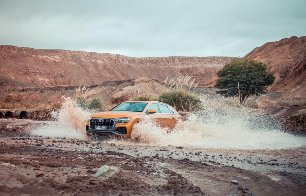 Mașinile din Romanian Roads Luxury Edition: Audi Q8, cel mai luxos SUV din gama constructorului de la Ingolstadt - Poza 10