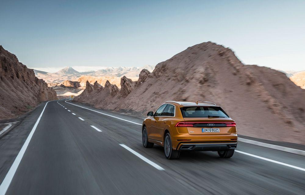 Mașinile din Romanian Roads Luxury Edition: Audi Q8, cel mai luxos SUV din gama constructorului de la Ingolstadt - Poza 6
