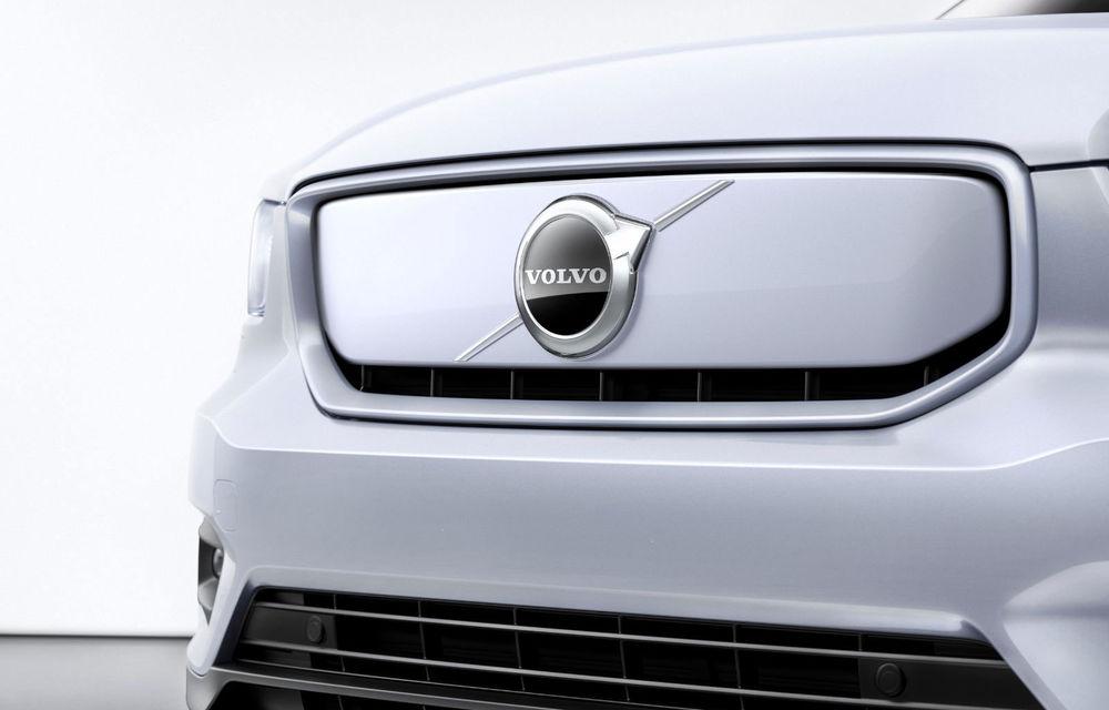 Volvo pregătește un nou SUV: modelul va fi unul electric și va fi poziționat sub actualul XC40 - Poza 1