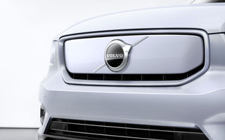 Volvo pregătește un nou SUV: modelul va fi unul electric și va fi poziționat sub actualul XC40