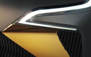 Primul teaser pentru viitorul SUV electric Renault: prezentarea oficială va avea loc în 15 octombrie