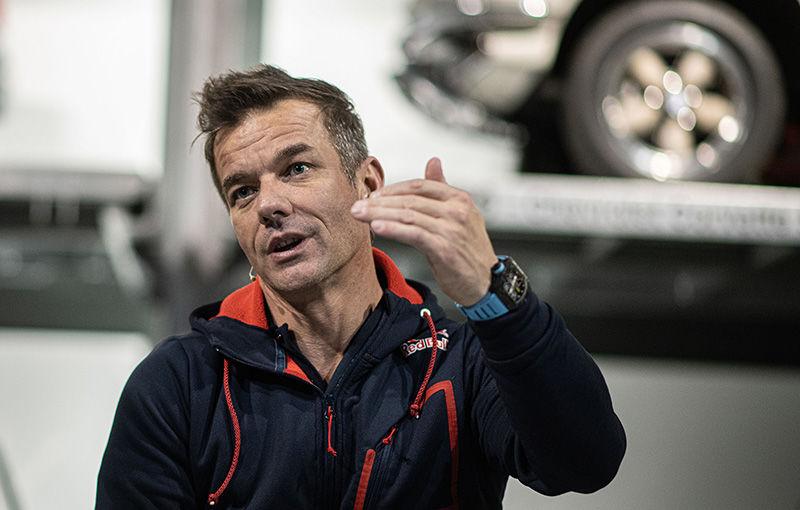 Sebastien Loeb va concura în Raliul Dakar 2021: pilotul francez a semnat cu echipa Bahrain Raid Xtreme - Poza 1