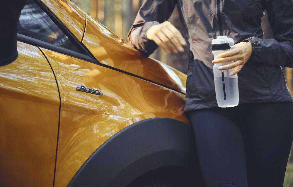 Ford Ecosport va primi versiune Active: prezentarea oficială va avea loc în 6 noiembrie - Poza 1