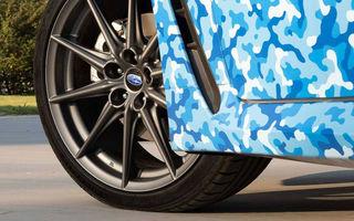 Primul teaser pentru noua generație Subaru BRZ: prezentarea oficială va avea loc în această toamnă