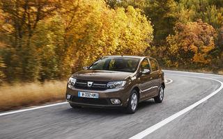 Dacia Sandero, locul doi în topul celor mai înmatriculate modele în Spania în septembrie: creștere de 4.5%