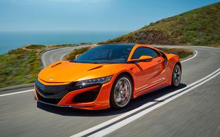 Informații neoficiale: Honda analizează opțiunea unui SUV cu design inspirat de la supercarul NSX