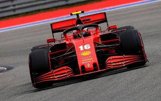 Ferrari pregătește un nou update pentru cursa de la Nurburgring: