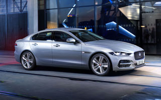 Îmbunătățiri pentru Jaguar XE facelift: motorizare diesel mild-hybrid de 204 CP și sistem de infotainment de 10 inch