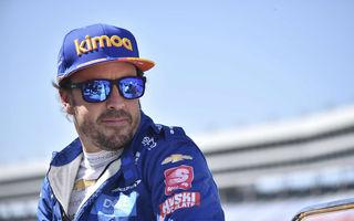 """Alonso consideră că este un pilot aproape complet înainte de revenirea în Formula 1: """"Sunt de nota 9 în orice competiție"""""""